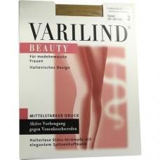 VARILIND Beauty 100den AG Gr.2 teint 2 St