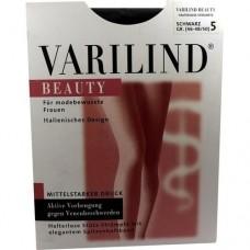 VARILIND Beauty 100den AG Gr.5 schwarz 2 St