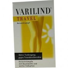 VARILIND Travel 180den AD M BW schwarz 2 St