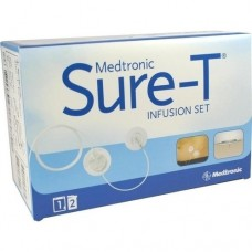 PARADIGM Sure T 8 mm 60 cm Infusionsset 10 St