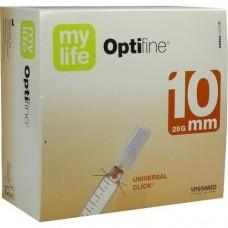 MYLIFE Optifine Pen-Nadeln 10 mm 100 St
