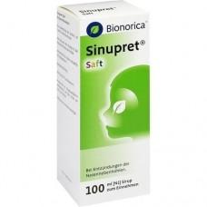SINUPRET Saft 100 ml