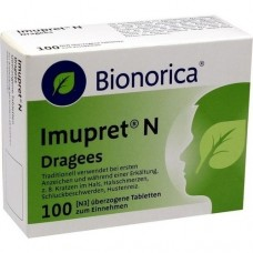 IMUPRET N Dragees 100 St