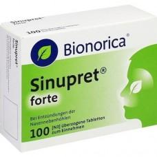 SINUPRET forte überzogene Tabletten 100 St