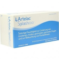 ARTELAC Splash EDO Augentropfen 60X0.5 ml