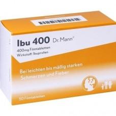 IBU 400 Dr.Mann Filmtabletten 50 St