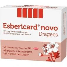 ESBERICARD Novo überzogene Tabletten 50 St