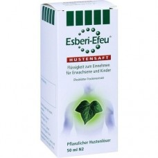 ESBERI-EFEU Hustensaft 50 ml