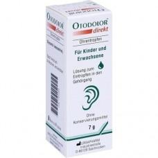 OTODOLOR direkt Ohrentropfen 7 g
