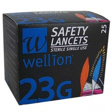WELLION Lanzetten Safetylancets 23 G 200 St