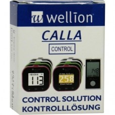 WELLION CALLA Kontrolllösung Stufe 1 1 St