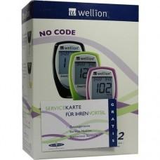 WELLION SmartSyst.2 Blutz.Messg.Set mg/dl grün 1 St
