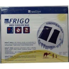 WELLION FRIGO XXL med cooler bag 1 St