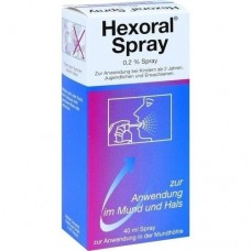 HEXORAL 0,2% Spray 40 ml