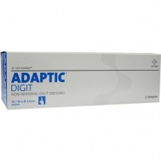 ADAPTIC DIGIT Fingerverband 2,4 cm medium 10 St