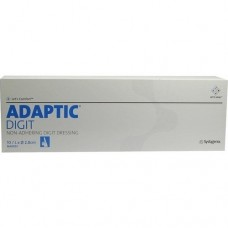 ADAPTIC DIGIT Fingerverband 2,8 cm large 10 St