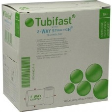 TUBIFAST 2-Way Stretch 5 cmx10 m grün 1 St