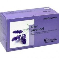 SIDROGA Lavendel Tee Filterbeutel 20 St