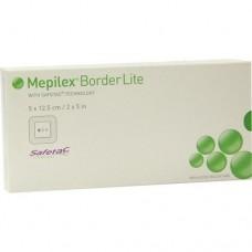 MEPILEX Border Lite Schaumverb.5x12,5 cm steril 5 St