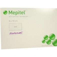 MEPITEL Silikon Netzverband 8x10 cm steril 5 St