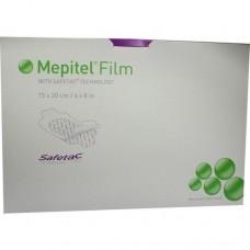 MEPITEL Film Folienverband 15x20 cm 10 St