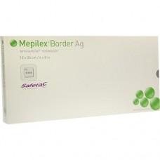 MEPILEX Border Ag Schaumverb.10x20 cm 5 St
