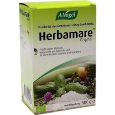 HERBAMARE Salz Nachfüllbeutel A.Vogel 500 g