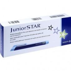 JUNIORSTAR Injektionsgerät blau 1 St