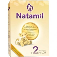 NATAMIL 2 Folgemilch Pulver 800 g