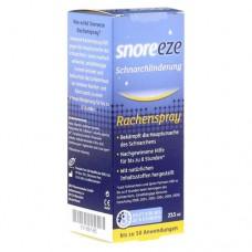 SNOREEZE Schnarchlinderung Rachenspray 23.5 ml