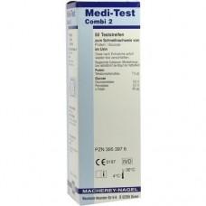 MEDI-TEST Combi 2 Teststreifen 50 St