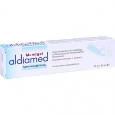 ALDIAMED Mundgel zur Speichelergänzung 50 g