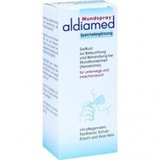 ALDIAMED Mundspray zur Speichelergänzung 50 ml