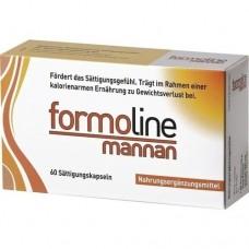 FORMOLINE mannan Kapseln 60 St