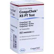 COAGUCHEK XS PT Test 24 St