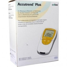 ACCUTREND Plus mmol/dl 1 St