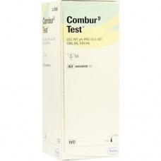 COMBUR 9 Test Teststreifen 1 P