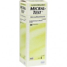 MICRAL Test II Teststreifen 30 St