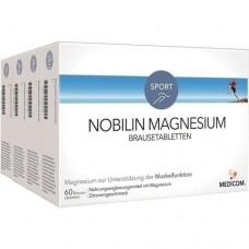NOBILIN Magnesium Brausetabletten 4X60 St