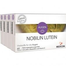 NOBILIN Lutein Kapseln 4X60 St