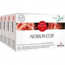 NOBILIN Cor Kapseln 4X60 St