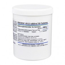GUARDACID Tabletten vet. 1000 St