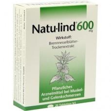 NATULIND 600 mg überzogene Tabletten 20 St