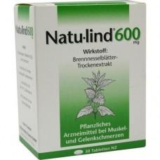 NATULIND 600 mg überzogene Tabletten 50 St