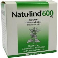 NATULIND 600 mg überzogene Tabletten 100 St