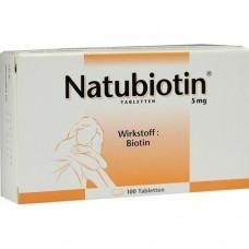 NATUBIOTIN Tabletten 100 St