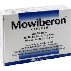 MOWIBERON Kapseln 20 St