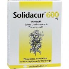 SOLIDACUR 600 mg Filmtabletten 20 St