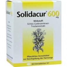 SOLIDACUR 600 mg Filmtabletten 50 St
