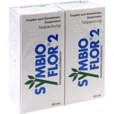 SYMBIOFLOR 2 Suspension 2X50 ml